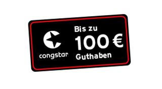 Cashprämie bis 100 Euro